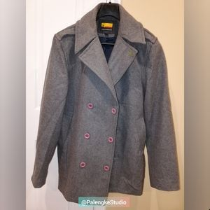 Brooklyn Industries Double Breasted Coat